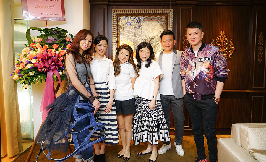 Dr. Margaret Lee, Mrs. Liana Yeung, Mrs. Vanessa Kwan, Mrs. Viola Cheong, Mr. Derek Yeung & Mr. Jeffery Yau