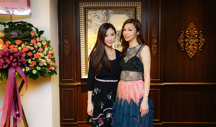 Mrs. Anina Ho & Dr. Margaret Lee